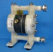 "Pump, Yamada Air Diaphragm 1/2"" Wine pump sold by Carolina Wine Supply"