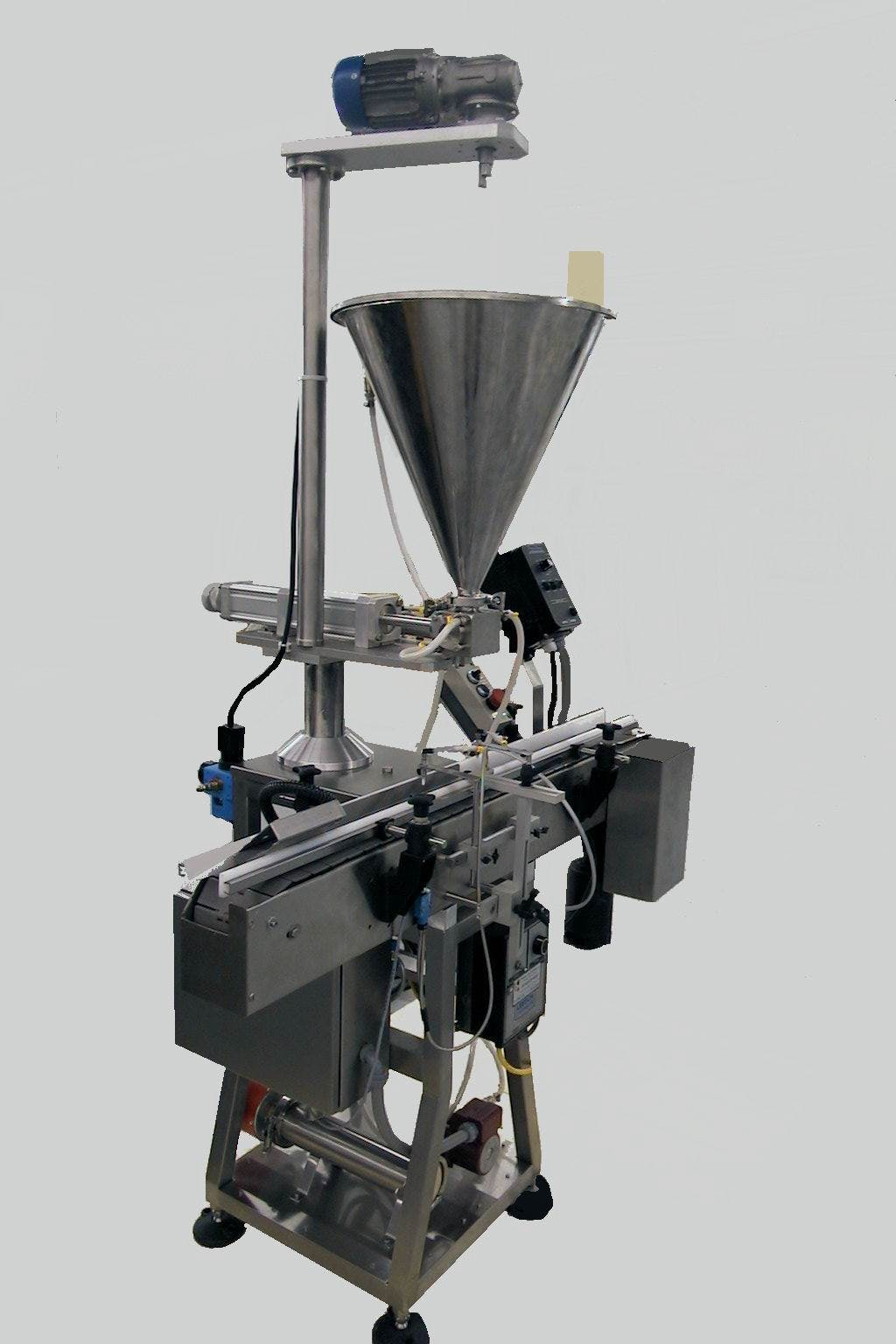 Automated PVR-01 Viscous Product Filler - Capmatic PVR-01 Viscous Product Filler - sold by Capmatic