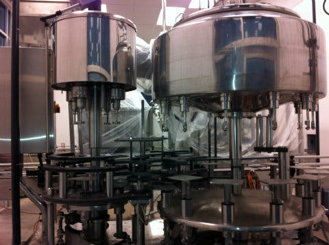 FOGG AFG-12-4 Filler and Capper (A9416) - sold by Sigma Packaging