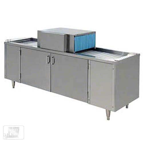 Champion - CG6 2,000 Glass/Hr Low Temp Pass-Through Glasswasher Commercial dishwasher sold by Food Service Warehouse