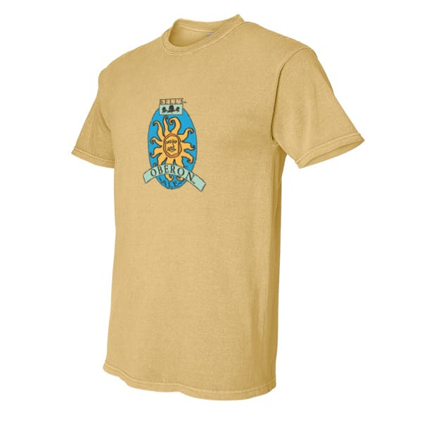 Gildan 5.5 oz. Heavyweight Pigment Dyed Tee Promotional shirt sold by MicrobrewMarketing.com