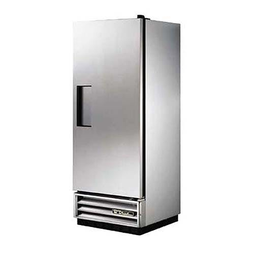 "True ( T-12 ) - 25"" Solid Door Reach-In Refrigerator Commercial refrigerator sold by Food Service Warehouse"