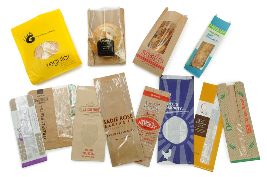 Paper Bread Bags Bag sold by Zenith Specialty Bag