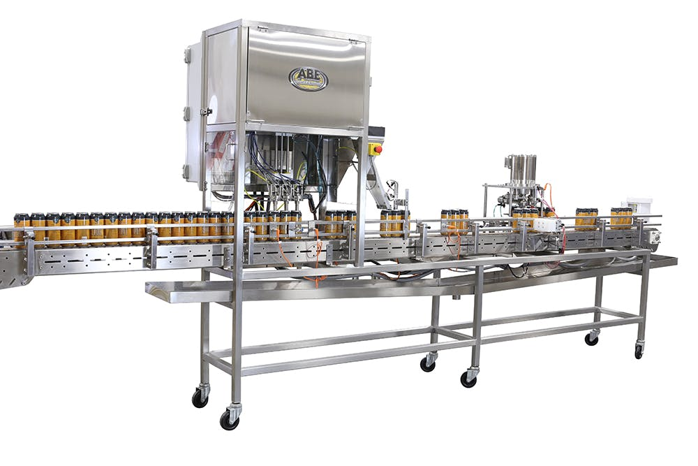 LinCan15 Can filler sold by American Beer Equipment