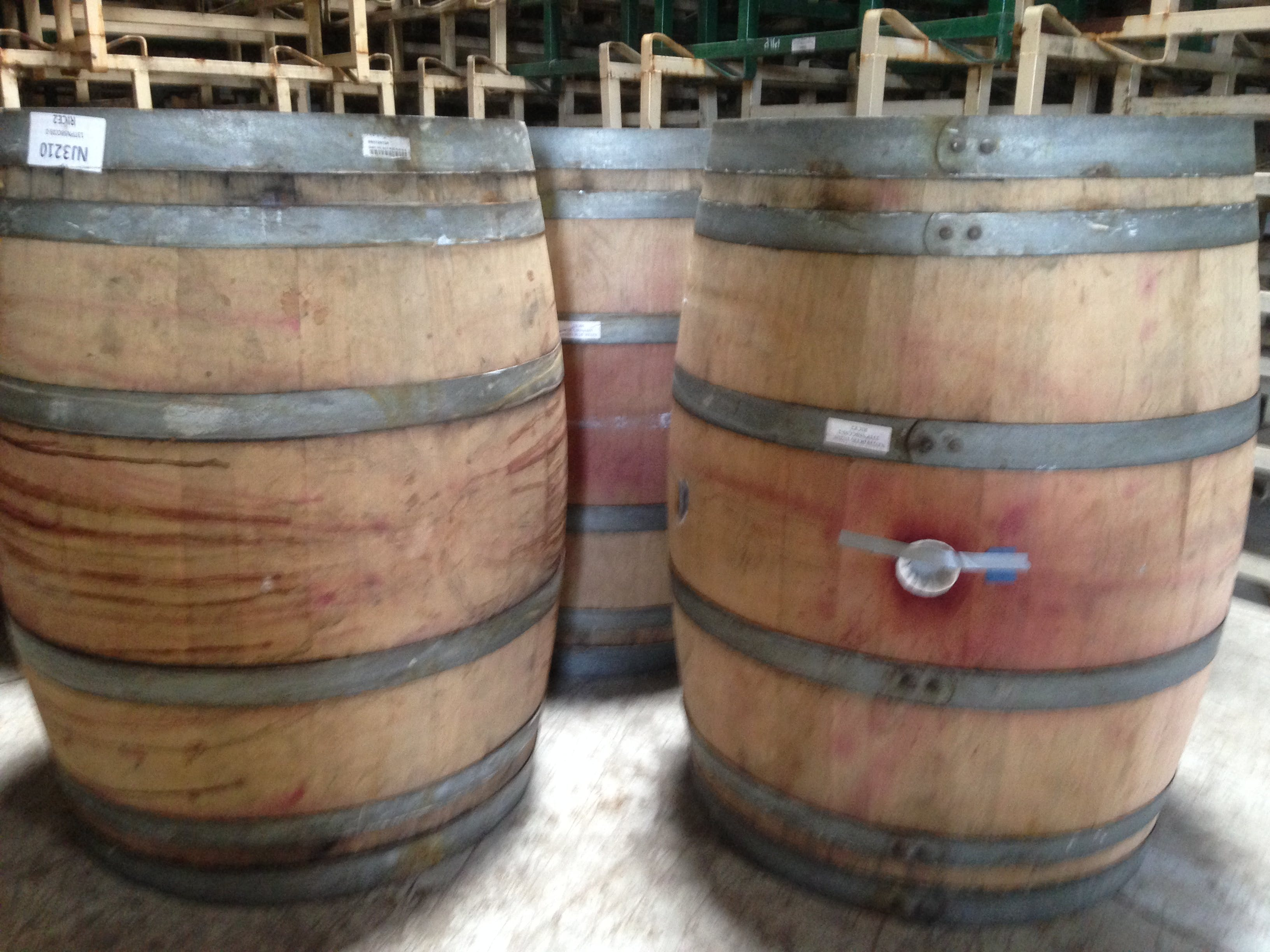 French Oak 2008 Barrel sold by The Barrel Broker