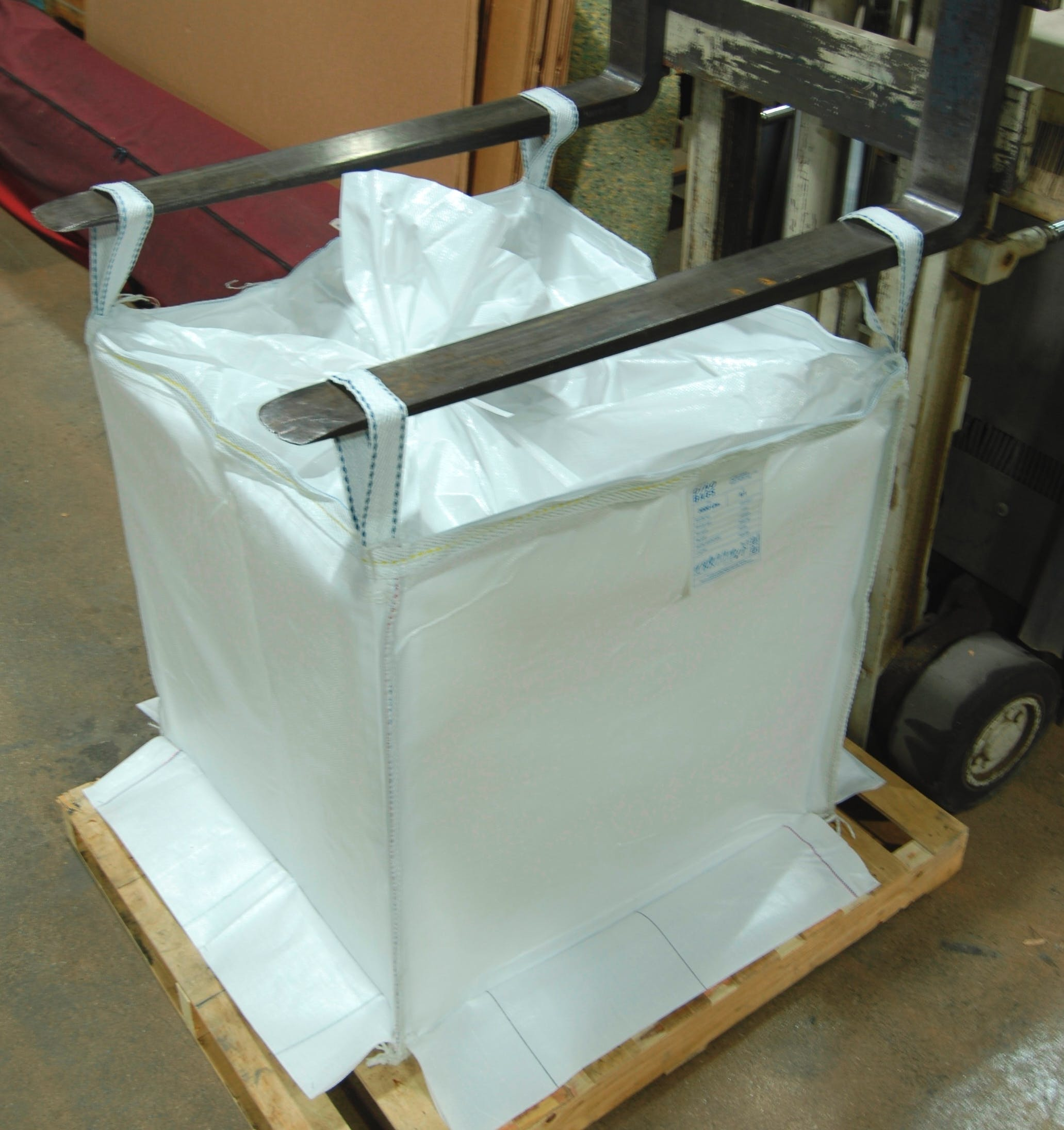Hazardous material bulk bag - Hazmat Bag - sold by Dino Bags