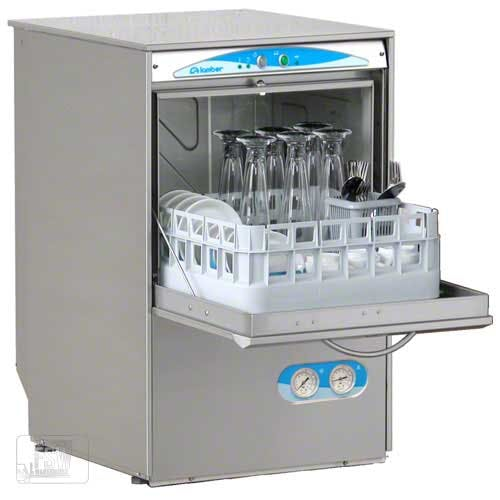 Eurodib - S480EKDPS 30 Rack/Hr Glasswasher Commercial dishwasher sold by Food Service Warehouse