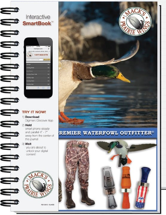 "Interactive Smartbook - Full Color Impression Journal W/Safe Pen (5""X7"") Custom calendar sold by Dechan, Inc. II"
