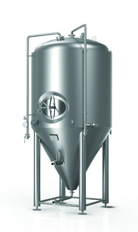 SK Group ZKIU 120BBL Fermenters Fermenter sold by Prospero Equipment Corp.