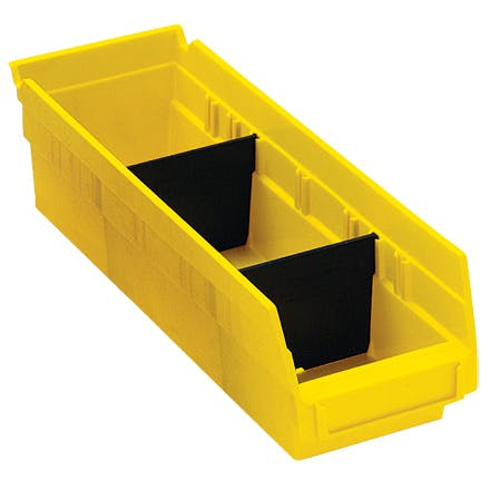 Plastic Shelf Bin Dividers Bin sold by Ameripak, Inc.