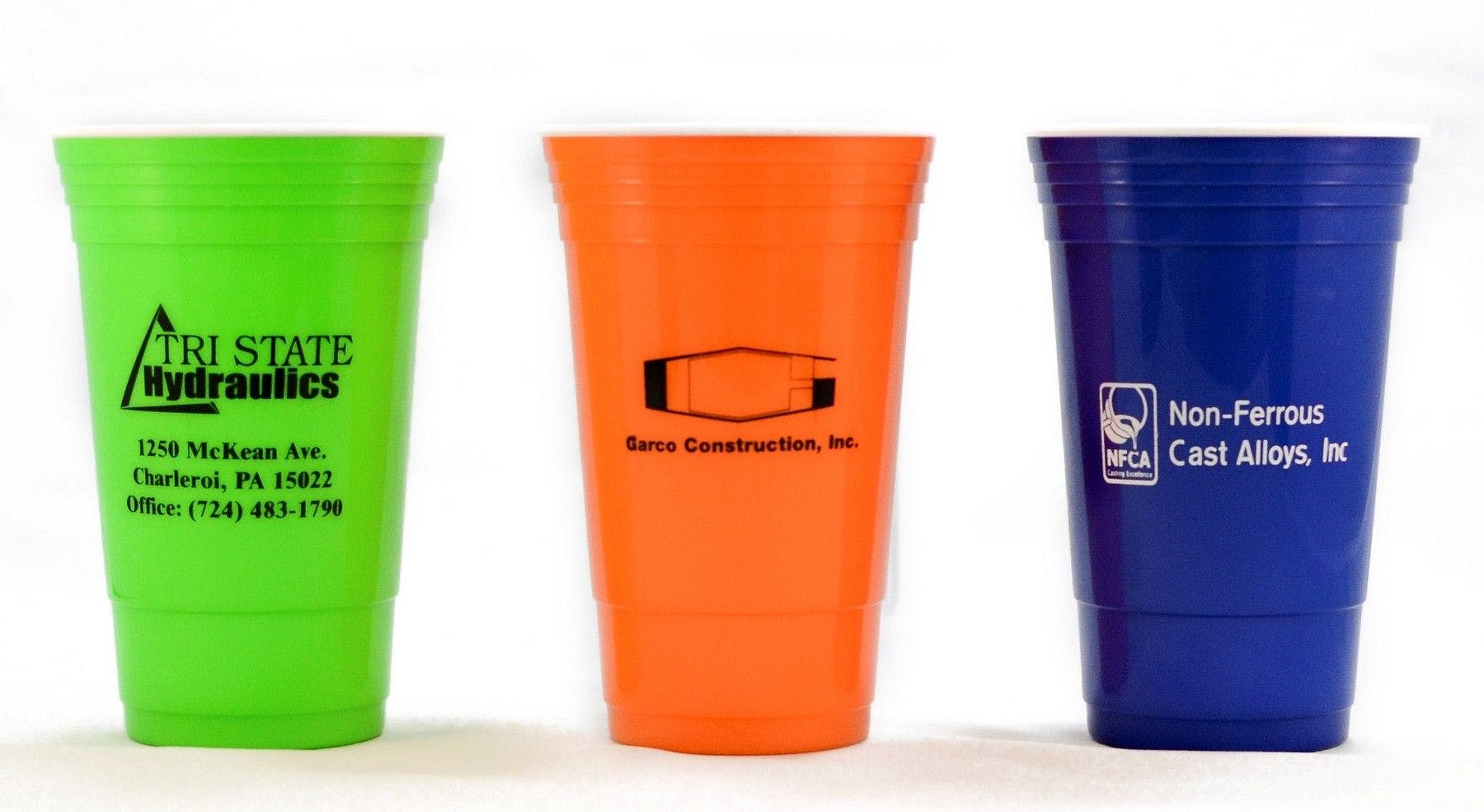 Custom Cups - sold by Ink Splash Promos, LLC