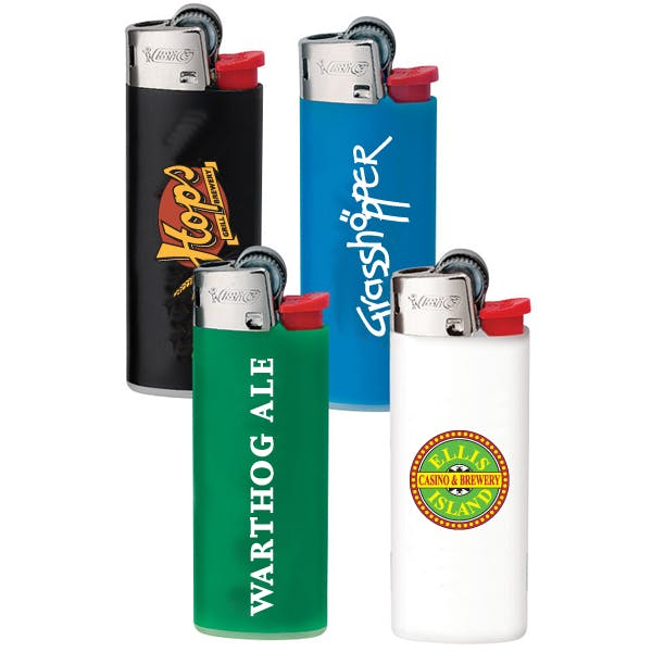 Mini Lighter Promotional product sold by MicrobrewMarketing.com