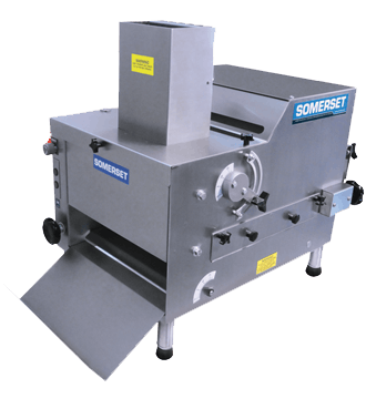 Dough Moulder Dough press sold by Somerset Industries