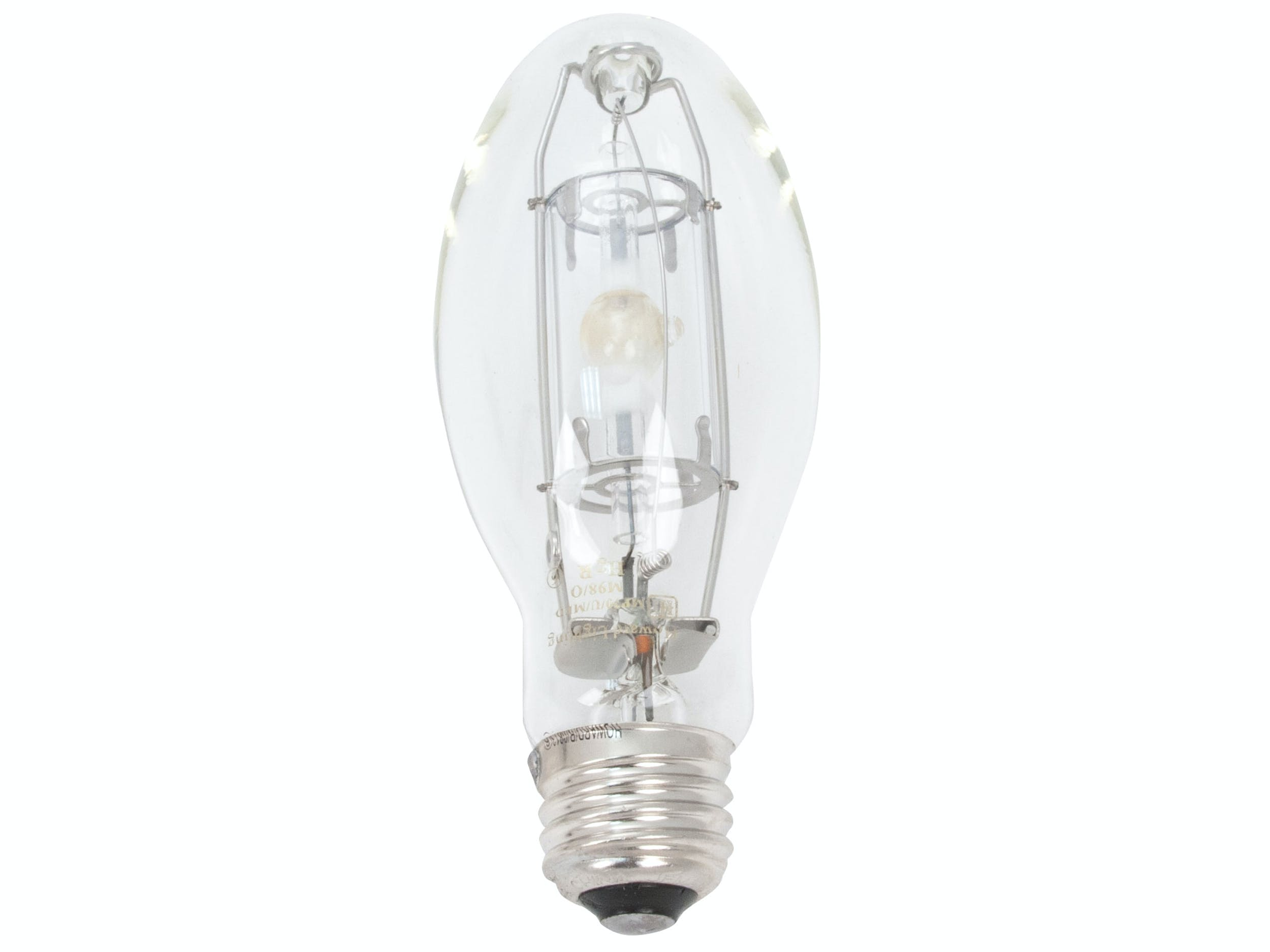 70W Clear Medium Base Protected Metal Halide ED17-P Lamp - sold by RelightDepot.com