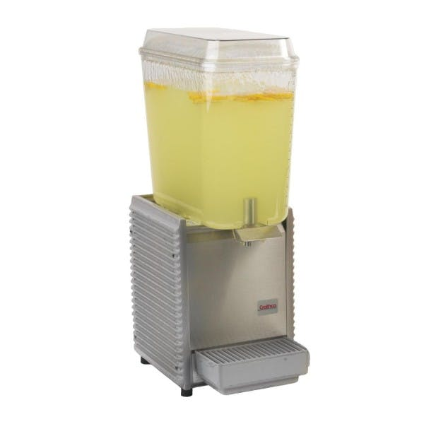 Classic Bubbler™ 5 gal. Plastic Cold Beverage Dispenser