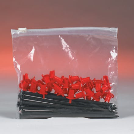 Slide-Seal Poly Bag Bag sold by Ameripak, Inc.