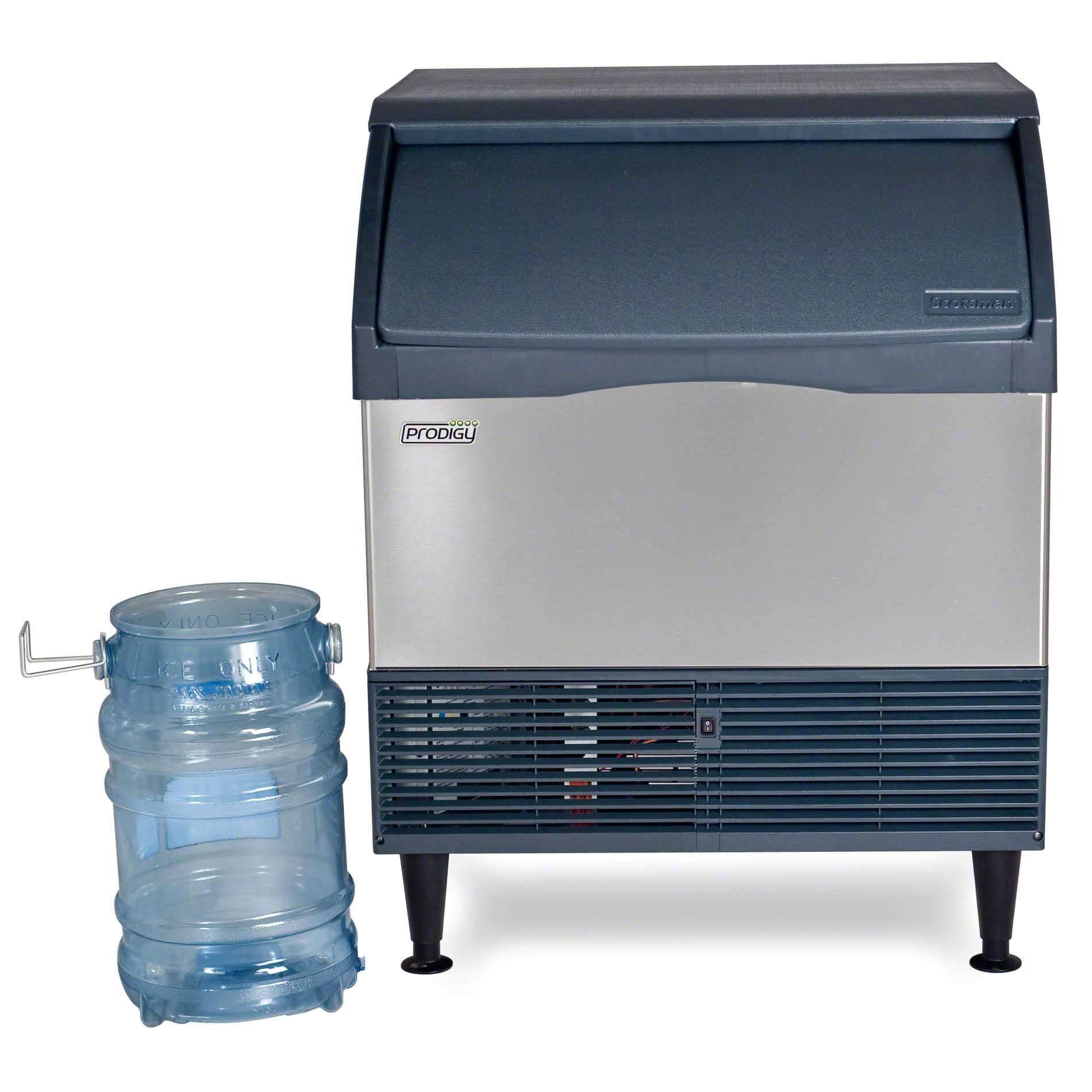 Scotsman - CU3030MA-32A 250 lb Self-Contained Cube Ice Machine - Prodigy® Series Ice machine sold by Food Service Warehouse