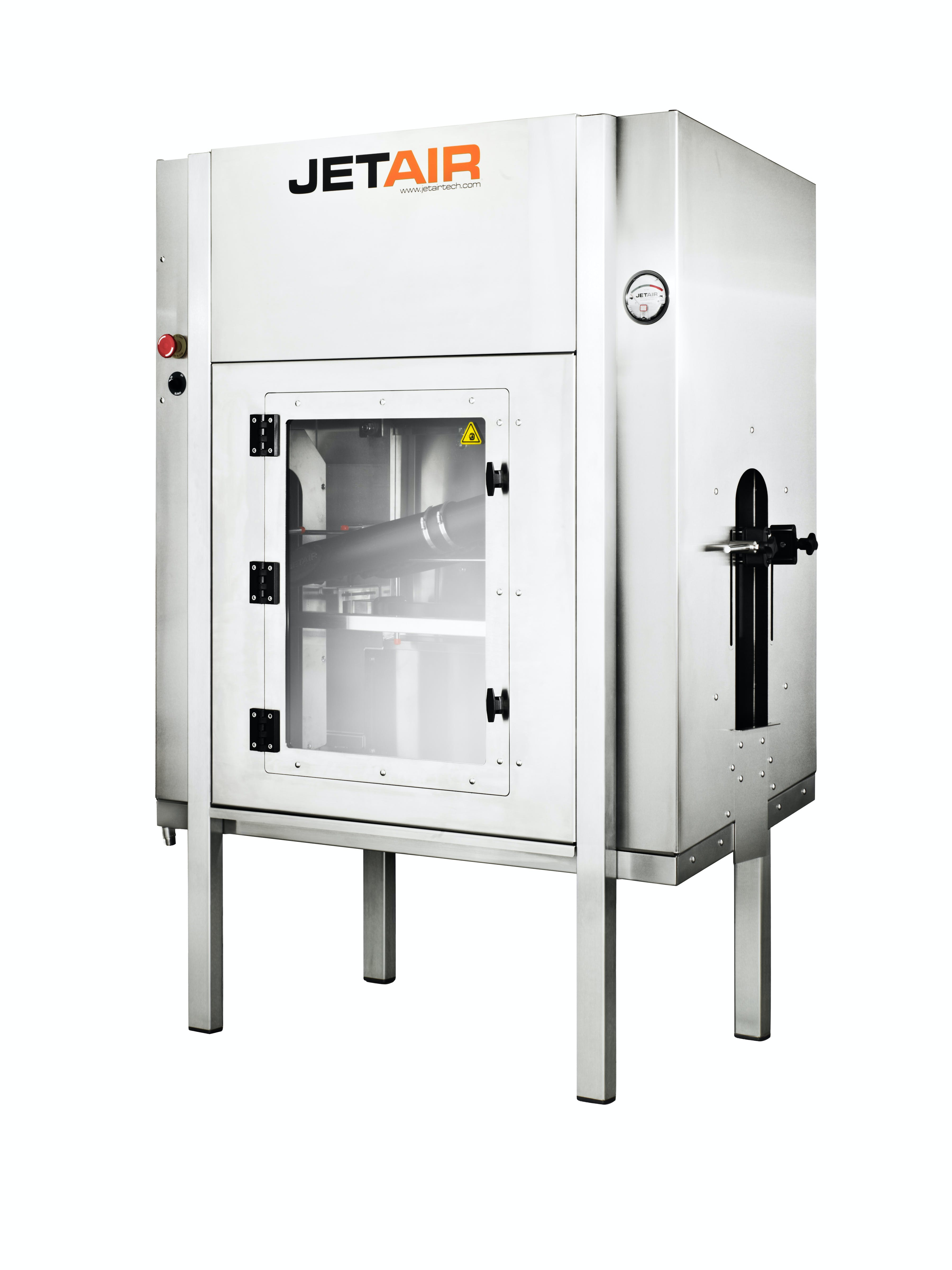 JetTunnel 1500 Shrink tunnel sold by JetAir Technologies