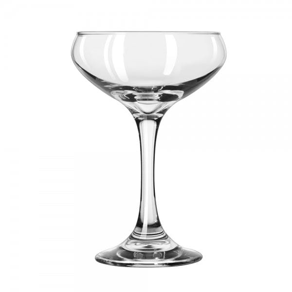 Perception 8.5 oz. Champagne Coupe Glass