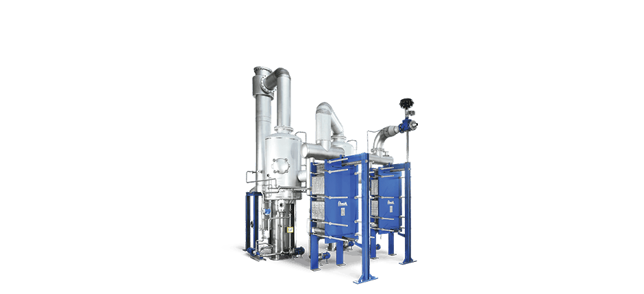SigmaStar Evaporator sold by API Heat Transfer
