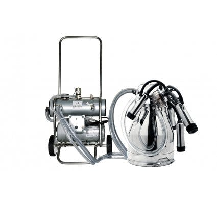 Cow Portable Milking Machine Milking machine sold by Homesteader's Supply