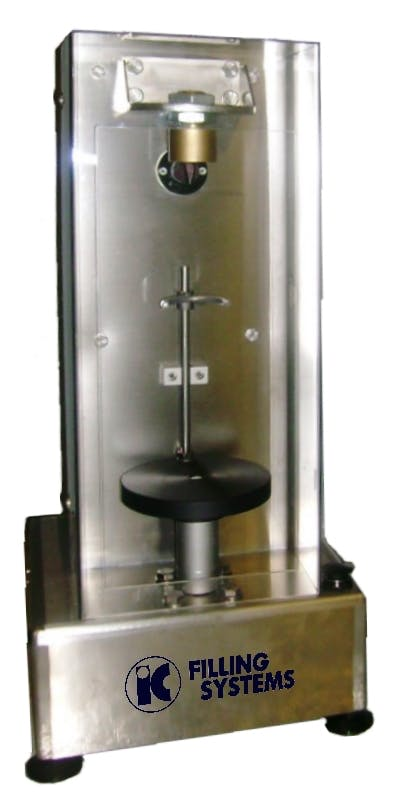 Wirehooding machine - Semi Auto ROPP Capping Machines - sold by IC Filling Systems