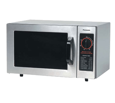Panasonic Microwave Commercial microwave sold by O'Bannon Food Service Consulting and Equipment Sales