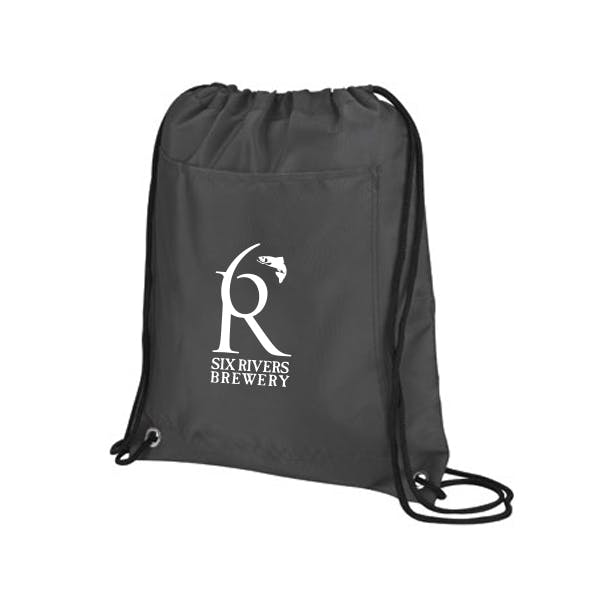 Lightweight Drawstring Cooler Pack Bag sold by MicrobrewMarketing.com