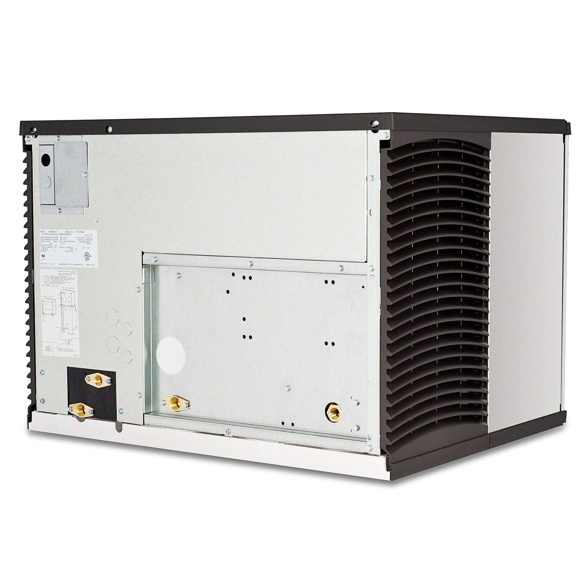 Manitowoc - ID-0503W 550 lb Full Size Cube Ice Machine - Indigo Series - sold by Food Service Warehouse