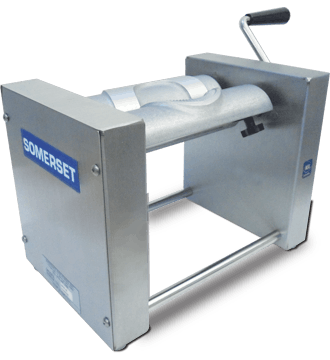 Turnover Machine Dough press sold by Somerset Industries