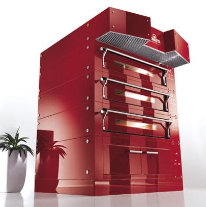 Italforni Bull Electric Deck Oven - sold by pizzaovens.com