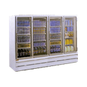 Display Reach in - Commercial refrigerator sold by WARREN REFRIGERATION CORPORATION
