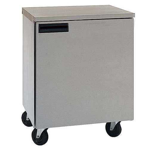 "Delfield ( 407-CA ) - 27"" Undercounter Freezer Commercial freezer sold by Food Service Warehouse"