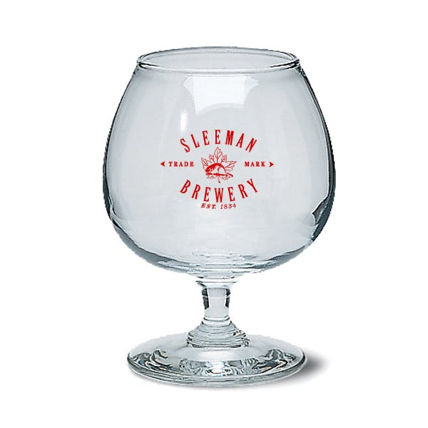 12 Ounce Brandy Snifter Beer glass sold by MicrobrewMarketing.com