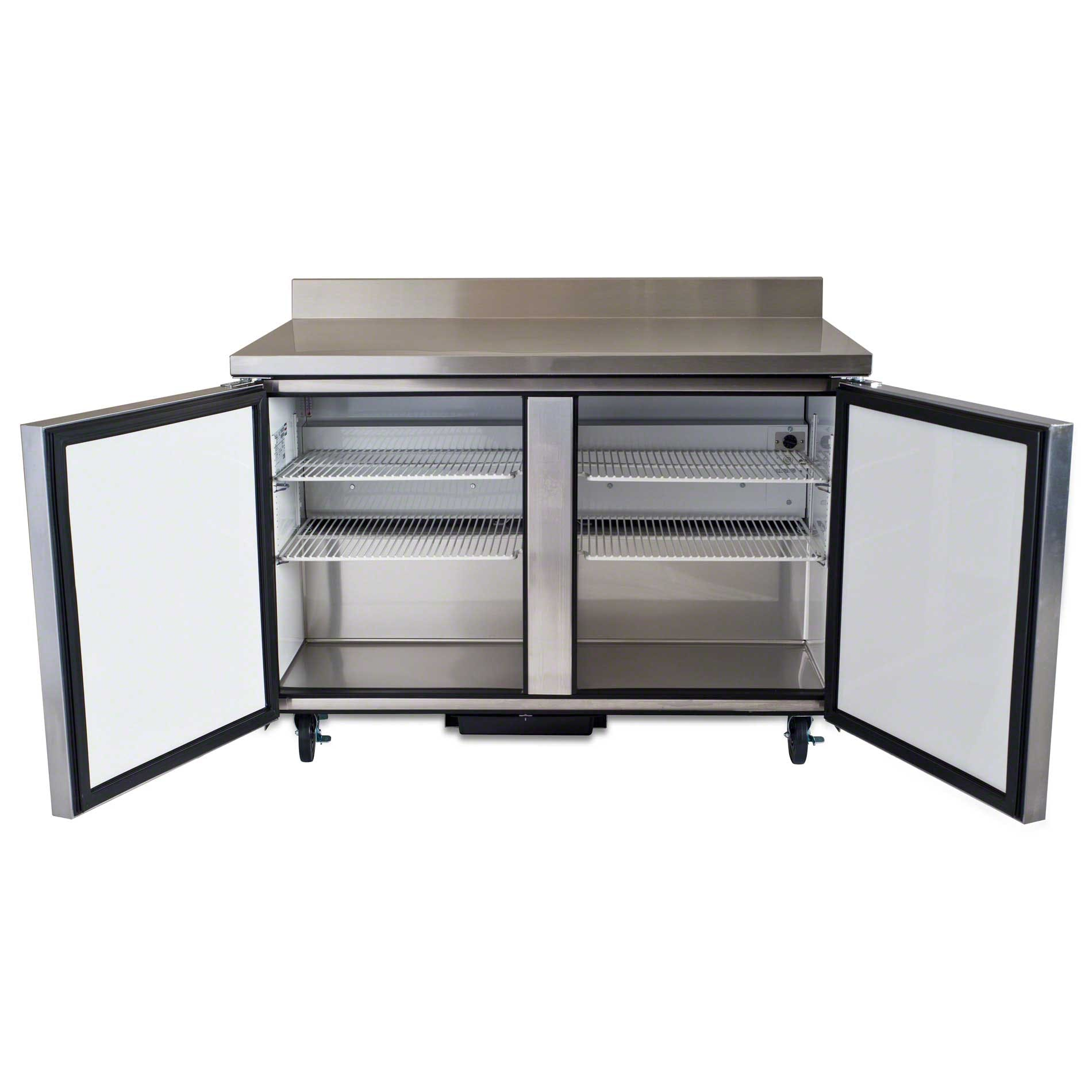 "True - TWT-48 49"" Worktop Refrigerator Commercial refrigerator sold by Food Service Warehouse"