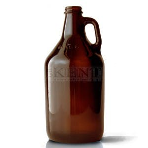 64 oz. Glass Growler Growler sold by GW Kent