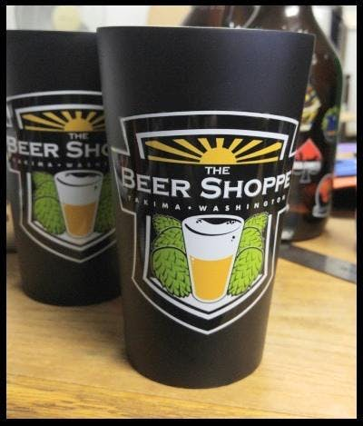 Full Color Stainless Steel Pints - sold by Clearwater Gear