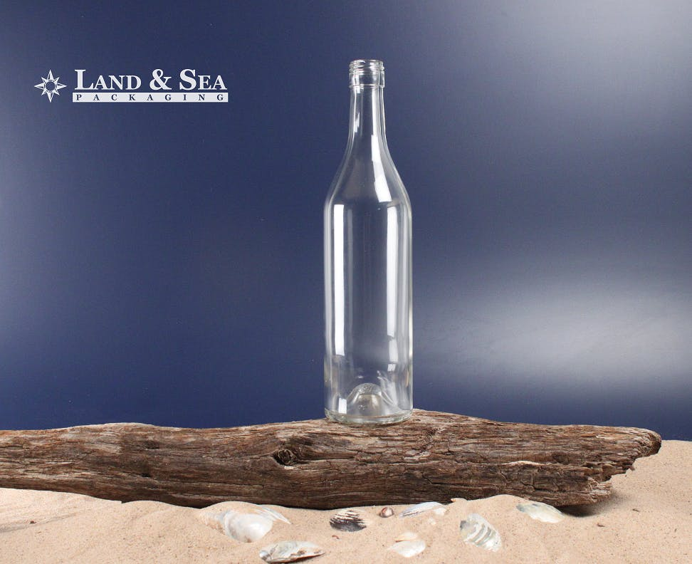 Cognacaise Spirit Bottle Liquor bottle sold by Land & Sea Packaging