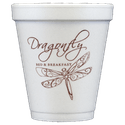 8 oz. Custom Disposable Foam Cups - Disposable cup sold by Cup of Arms