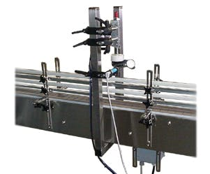 Semi-Automatic Capping Machine Bottle capper sold by Inline Filling Systems