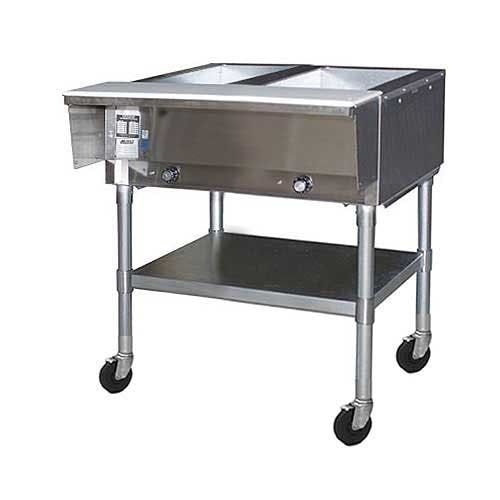 Eagle (SPDHT2-240) - 35.5 inches Portable Hot Food Table Steam table sold by Food Service Warehouse