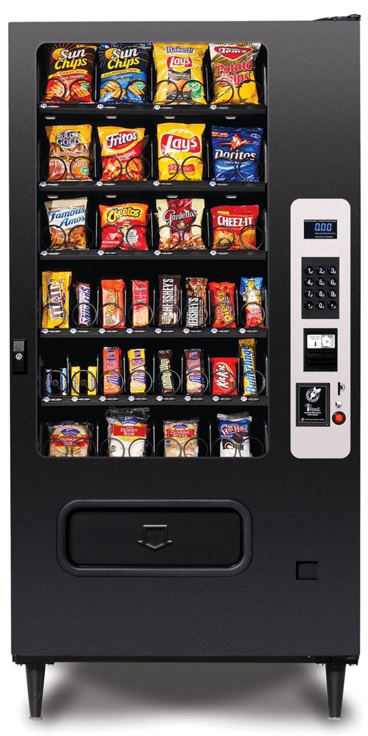 32 Selection Snack Vending Machine
