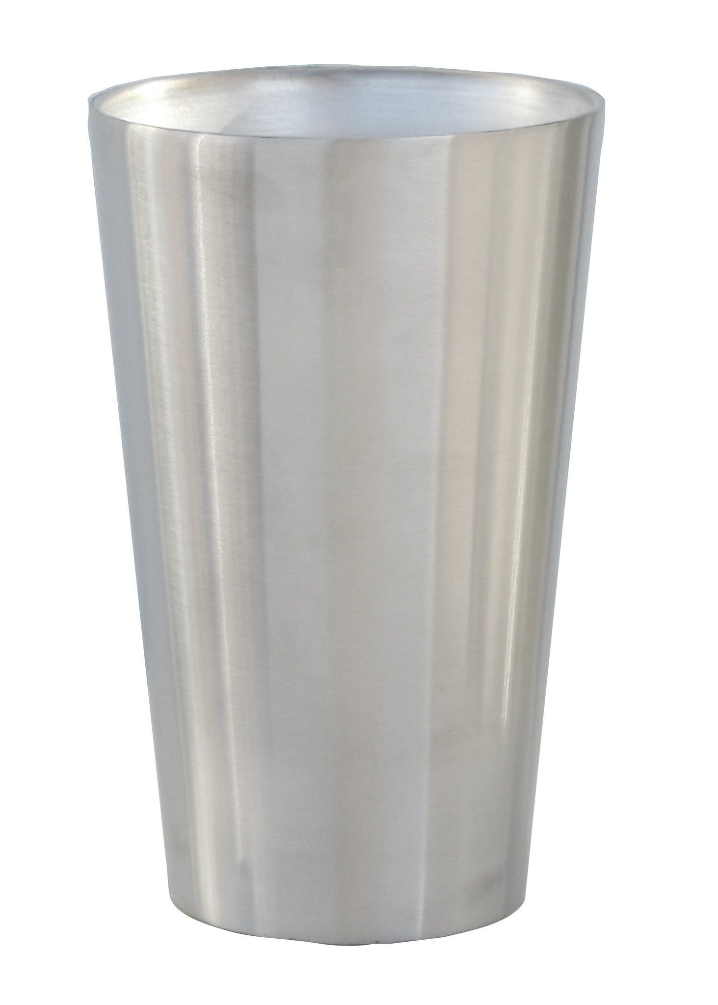 Stainless Brushed DBL Wall Tumbler 19 oz - sold by Clearwater Gear