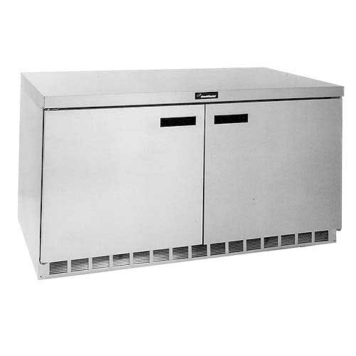 "Delfield ( UC4560N ) - 60"" Undercounter Freezer Commercial freezer sold by Food Service Warehouse"