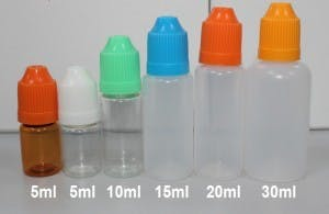 E-Liquid Samples E-liquid bottle sold by APAK Packaging Group