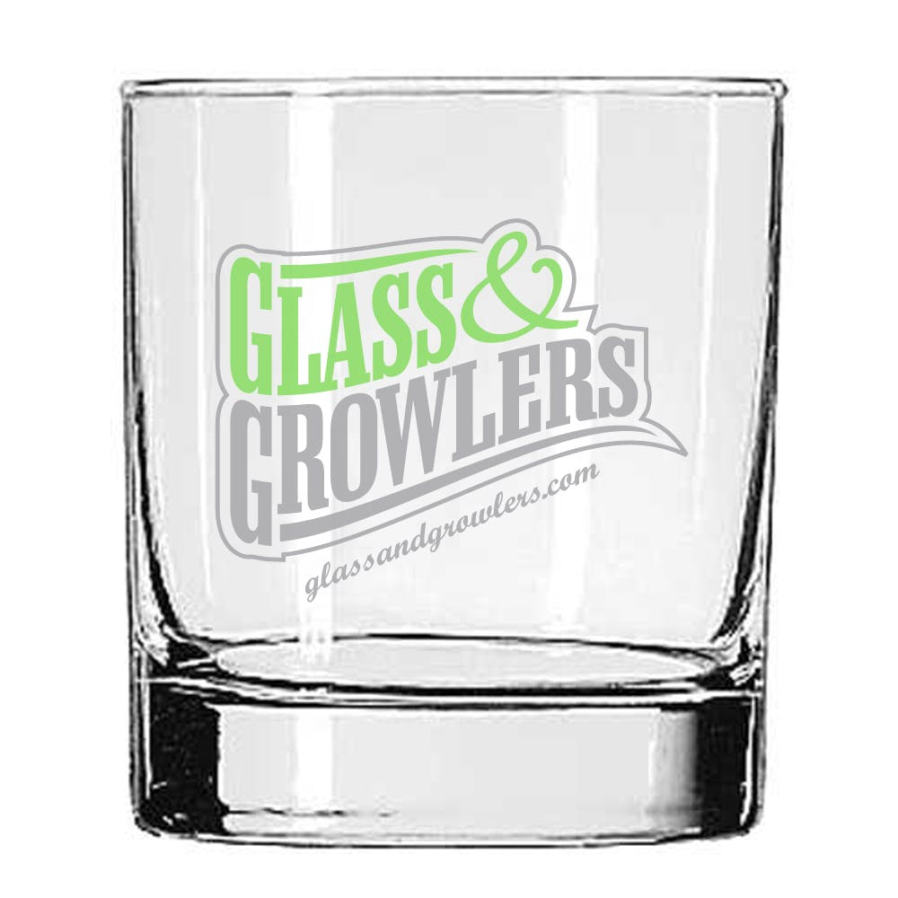 Beverage Glass 11 oz Beer glass sold by Glass and Growlers