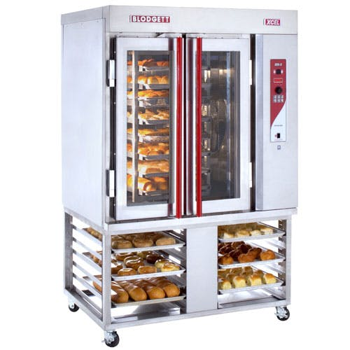 "Blodgett (XR8-E) - 48"" Electric Mini Rotating Rack Bakery Oven Commercial oven sold by Food Service Warehouse"
