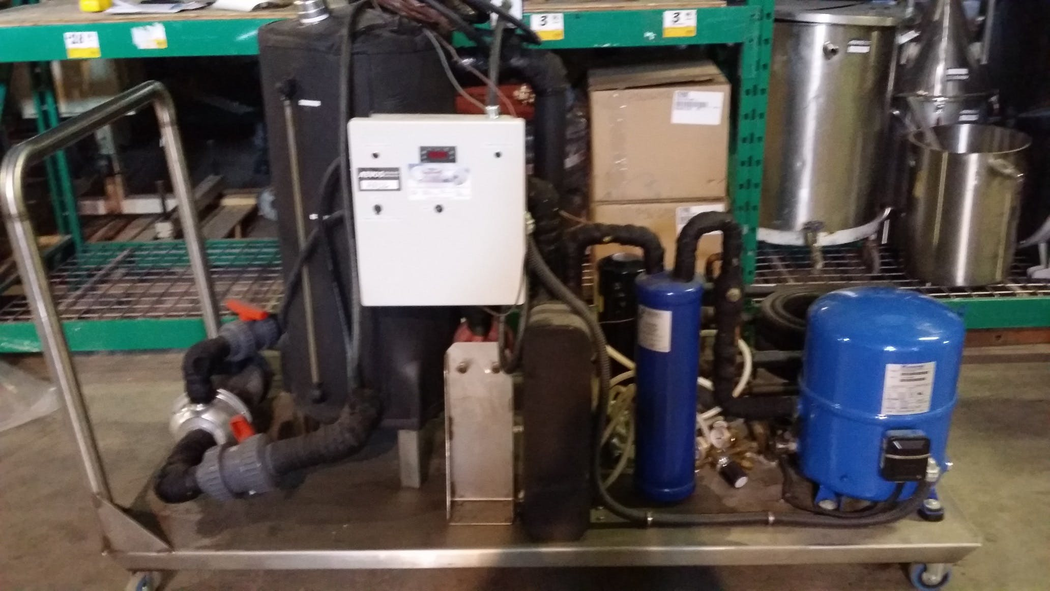 LEBLANC CHILLER CHILLPACK Glycol Chiller Glycol chiller sold by Aevos Equipment