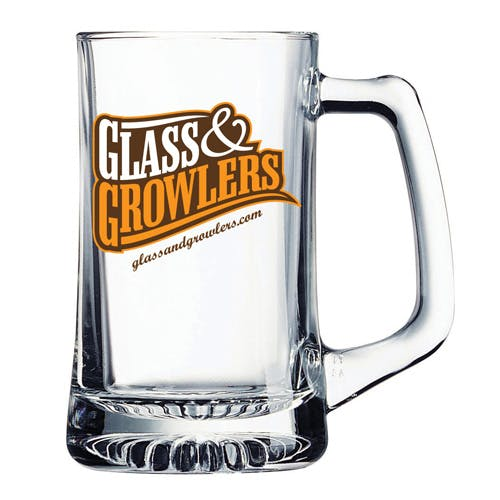 53331 Sport Mug 15 oz Customized Beer Mug sold by Glass and Growlers