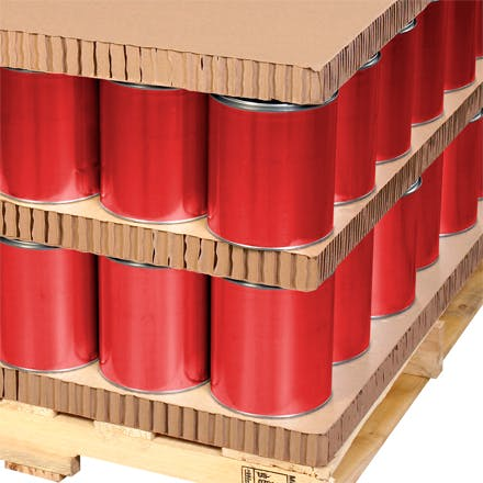 Honeycomb Paper Sheets Paper packaging sold by Ameripak, Inc.